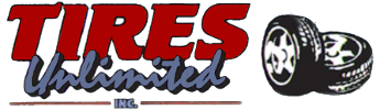Logo, Tires Unlimited Inc. - Tire Company